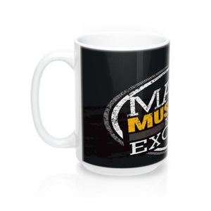 Make muscles not excuses Mug 15oz