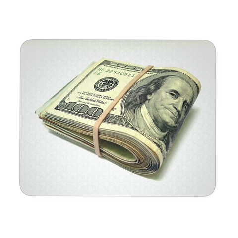 BANKROLL MONEY MOUSEPAD