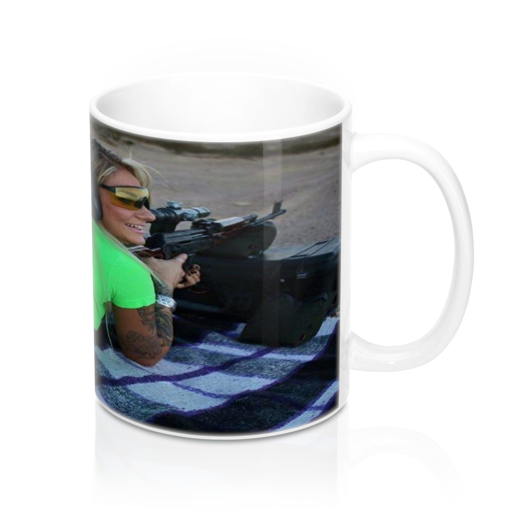 Good Morning Sexy Shooter Mugs
