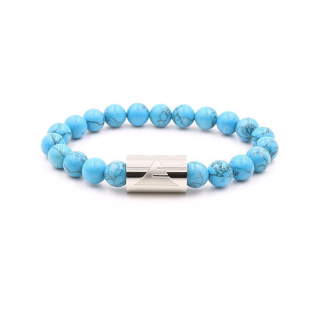 Rocky - Turquoise Howlite
