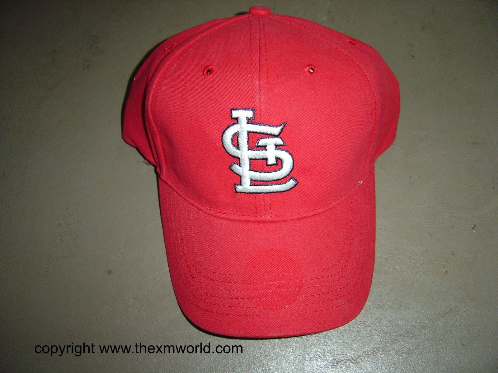 SAINT LOUIS CARDINALS BASEBALL CAP
