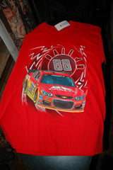 DALE EARNHARDT JR NASCAR 88 T SHIRT SHORT SLEEVE RACING