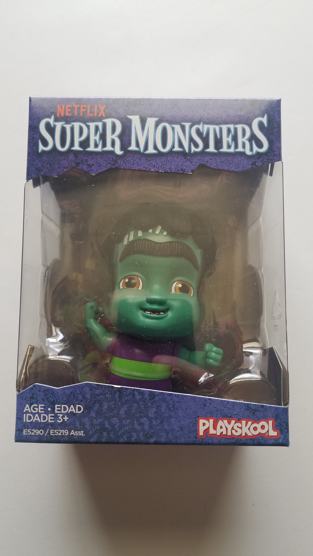 netflix Super Monsters frankie mash Collectible 4-inch Figure new sealed
