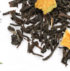 Grapefruit Black Tea 5 ounce bag loose leaf