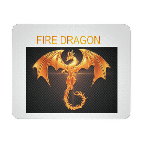 FIRE DRAGON FANTASY MOUSEPAD