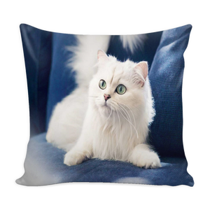 James Bond Cat pillow cover