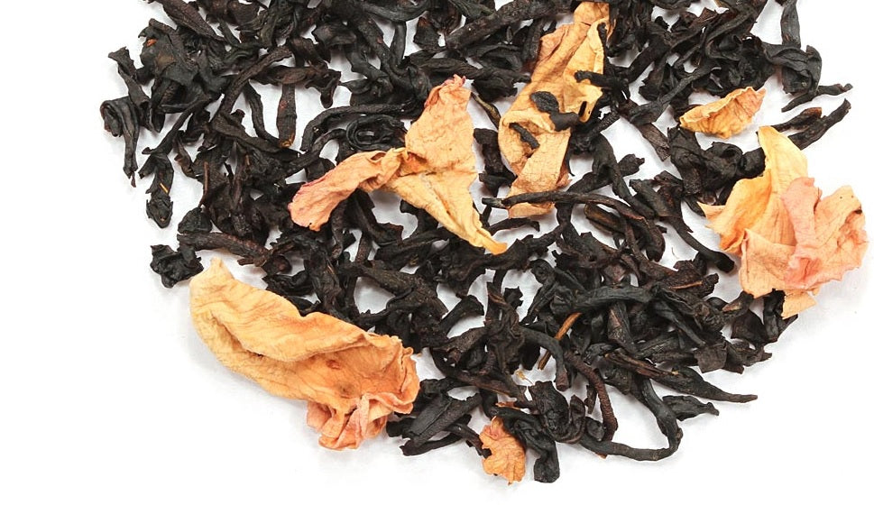 Valentines black  tea 5 ounce bag loose leaf