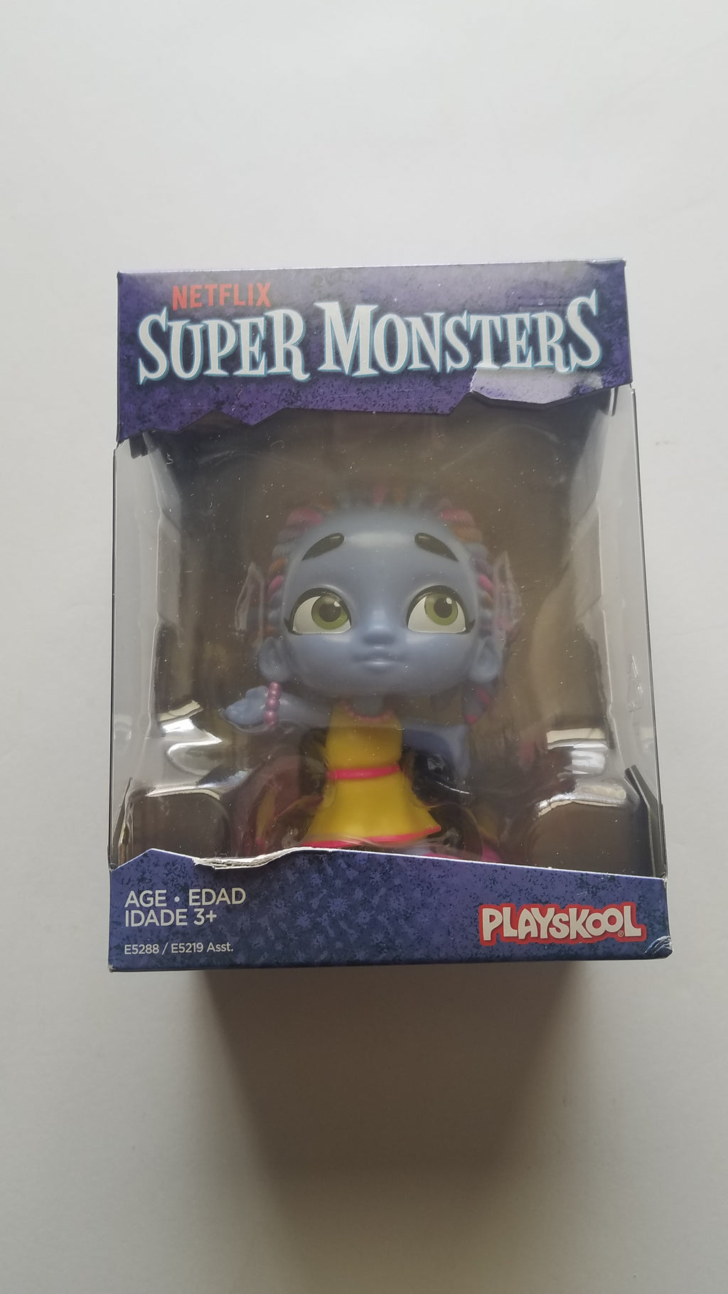 netflix Super Monsters zoe walker Collectible 4-inch Figure new sealed