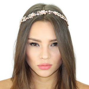Crystal Vines Headpiece