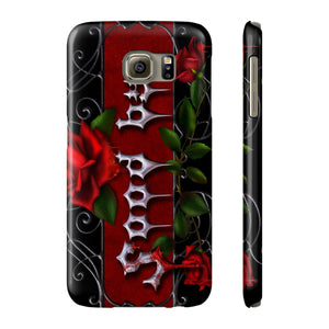 Gothic Goodbye Roses All US Phone cases