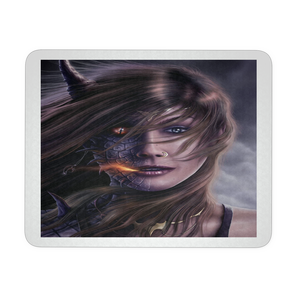 DRAGON WOMAN FANTASY MOUSEPAD