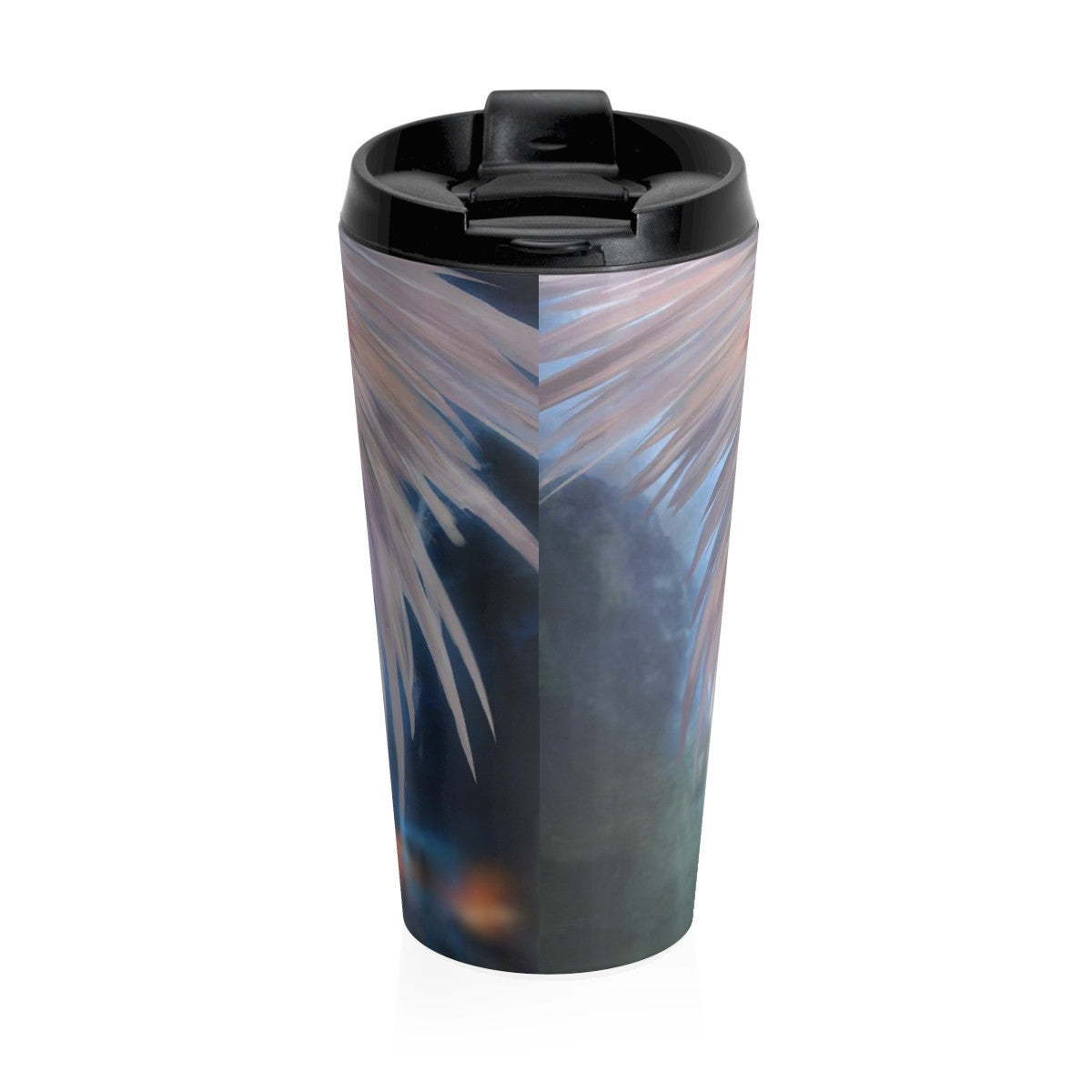 THE CHI BALANCE OF LIFE  Stainless Steel Travel Mug
