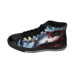 Dragons Flight Men's High-top Sneakers