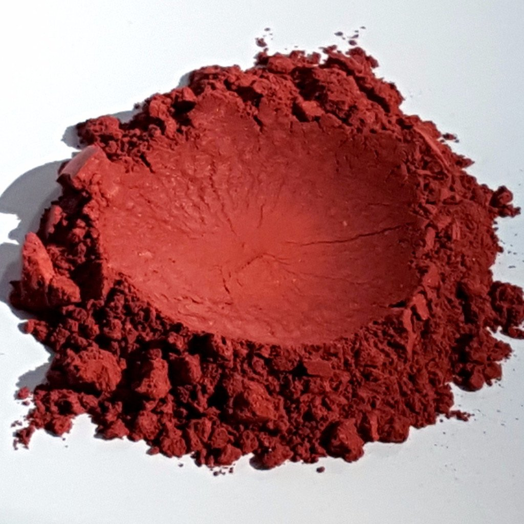Natural Blush | Brick Red | Raw Beauty Minerals