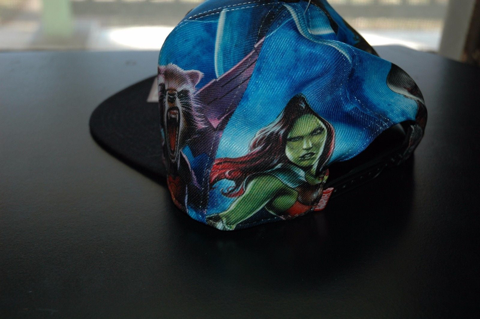 snapback cap for guardians of the galaxy
