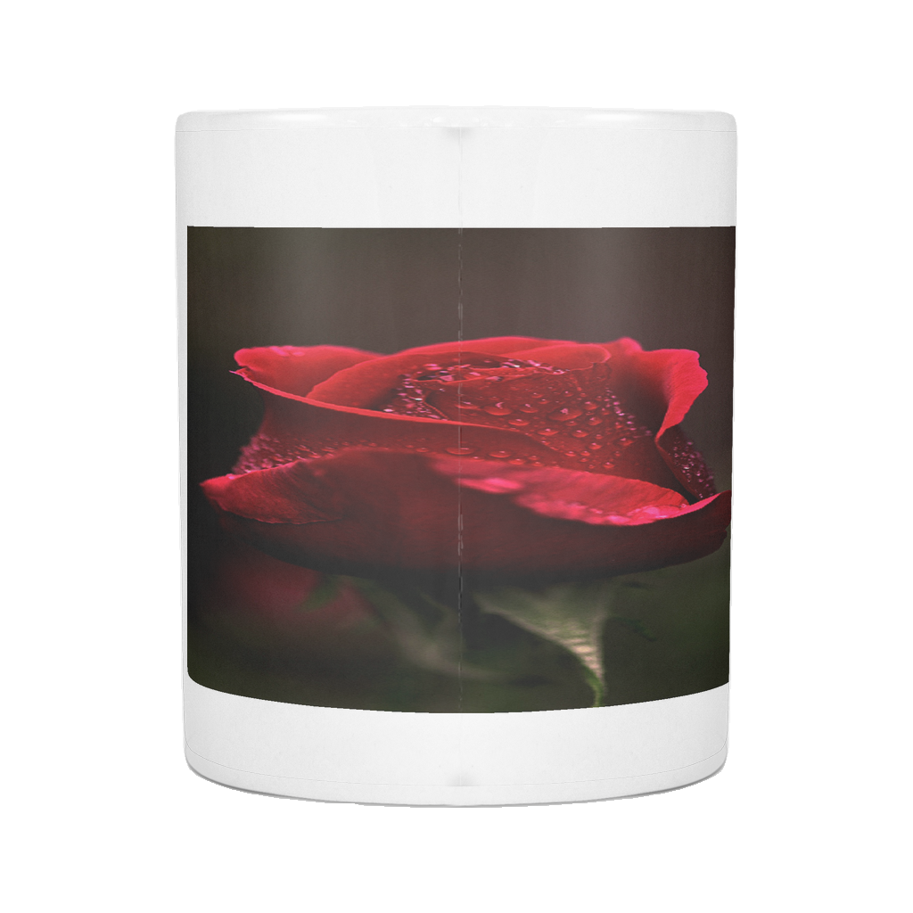 ROSE FOR YOU 11 OUNCE COFFEE MUG
