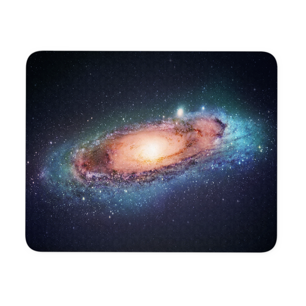Outer Space Galaxy mousepad