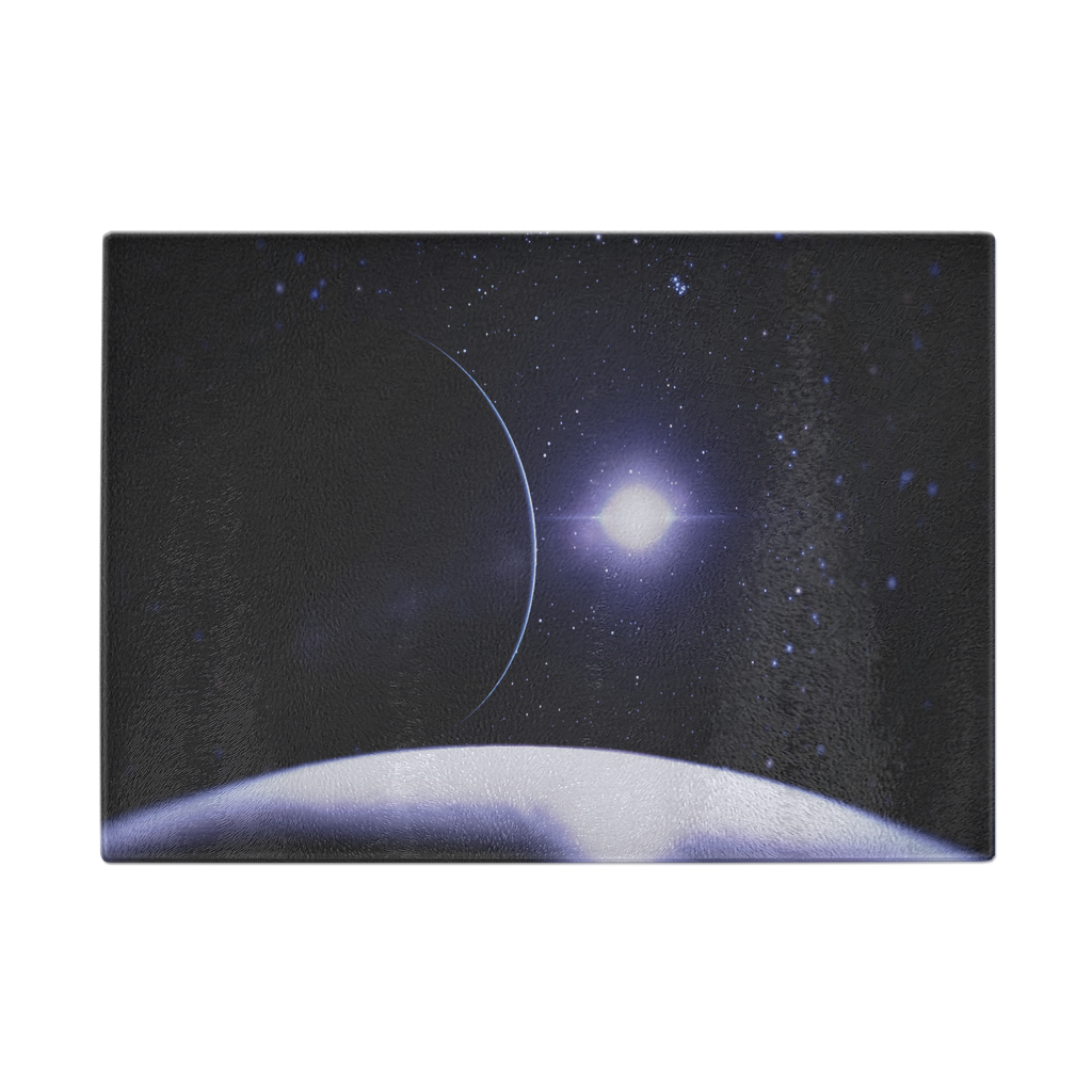 Space and planets Cutting Board
