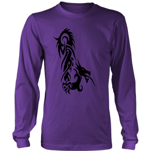 DRAGON RED EYE FANTASY DISTRICT LONG SLEEVE