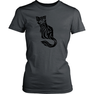 CAT TATTOO DISTRICT WOMENS SHIRT