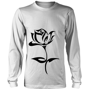 ROSE TATTOO DISTRICT LONG SLEEVE SHIRT