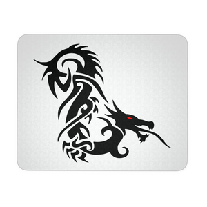 DRAGON RED EYE MOUSEPAD