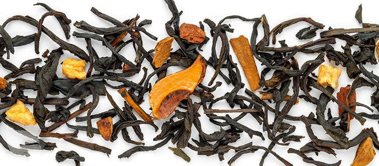 SPICED PLUM CAKE BLACK TEA BLEND