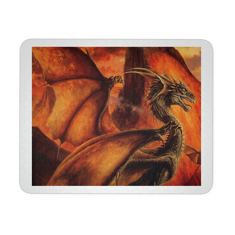 DRAGON WINGS FANTASY MOUSEPAD