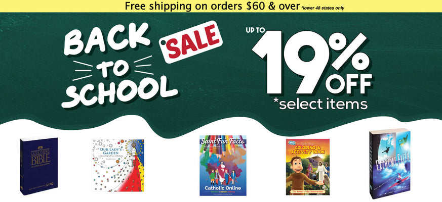 Back to School Supplies 19% Off