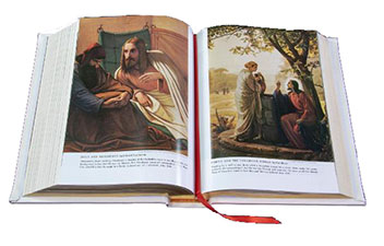 Large Print Bibles and Books