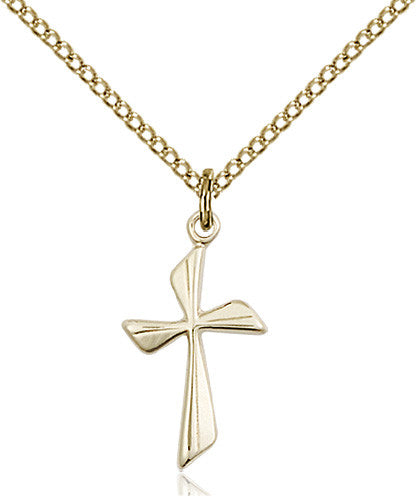 cross_pendant_14kt_gold