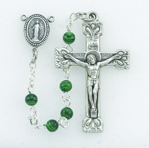 malachite_bead_rosary