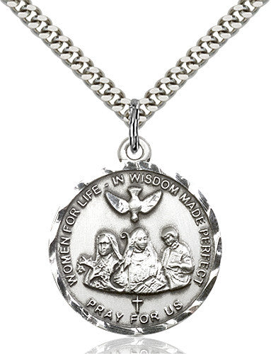 3-Doctors Pendant (Sterling Silver)