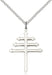 Image of Marionite Cross Pendant (Sterling Silver)