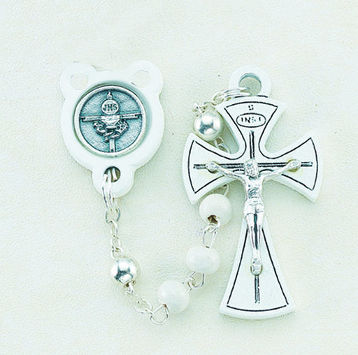 white_communion_rosary