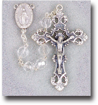 white_glass_bead_rosary