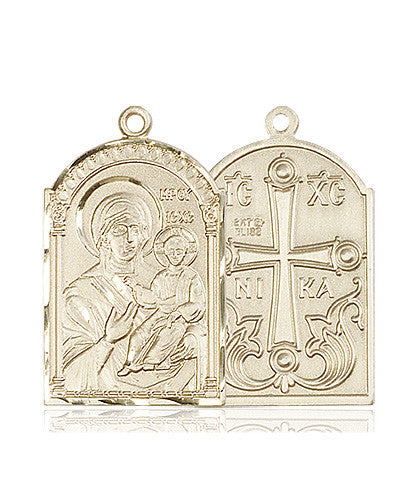 mother_of_god_medal_14kt_gold