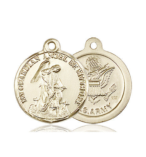 guardian_angel_army_Medal_14kt_gold