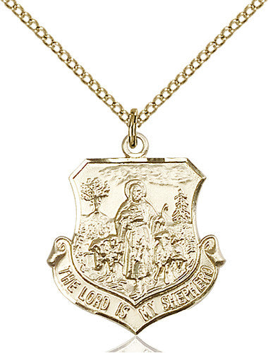 lord_is_my_shepherd_pendant