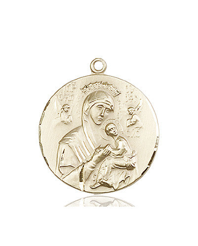 our_lady_of_perpetual_help_medal_14kt_gold