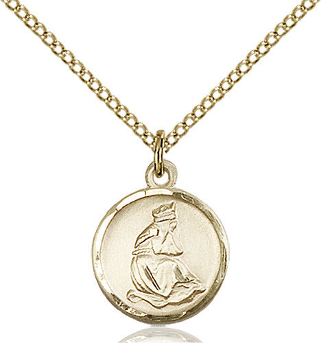 our_lady_of_la_salette_pendant