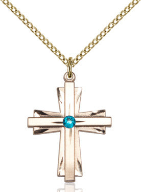 zircon_bead_cross_pendant