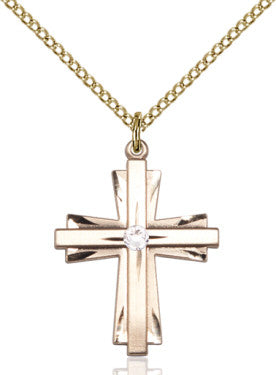 crystal_cross_pendant_14_karat_gold_filled