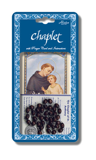 St. Anthony Deluxe Chaplet