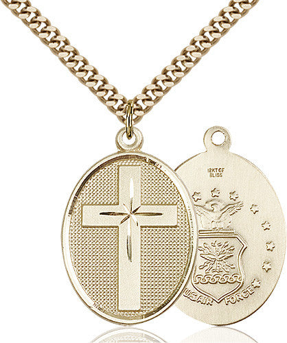air_force_cross_pendant_14_karat_gold_filled