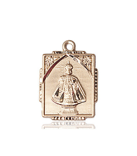 infant_of_prague_medal_14kt_gold