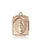Image of Miraculous Medal (14kt Gold)