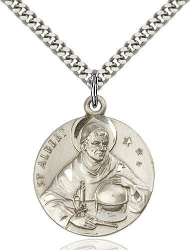 st_albert_the_great_pendant