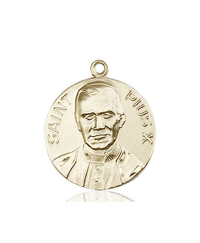 pope_pius_x_medal_14kt_gold