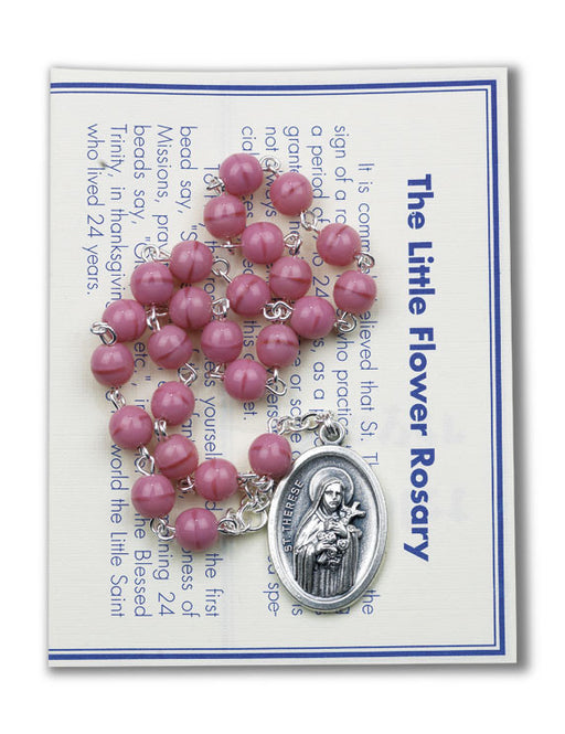 St. Therese of Lisieux Deluxe Chaplet